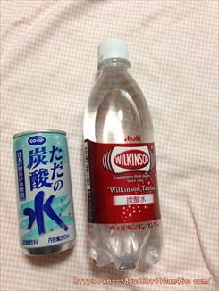 炭酸水,シャンプー